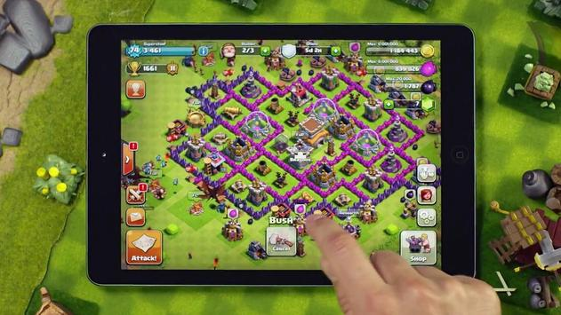 Maps for Clash of Clans apk screenshot