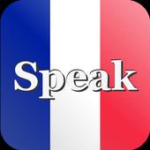 Speak French Free icon