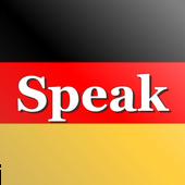 Speak German Free icon
