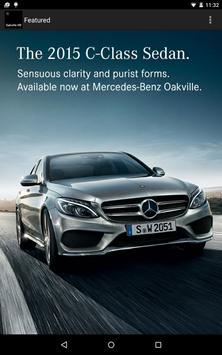 Mercedes-Benz Oakville HD apk screenshot