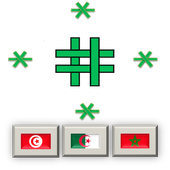 USSD SERVICES au Maghreb icon