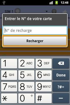 USSD in Tunisia apk screenshot