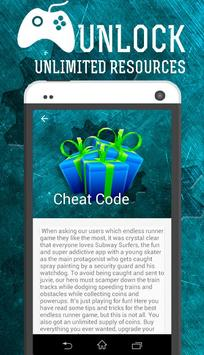 Cheats and Tips apk screenshot