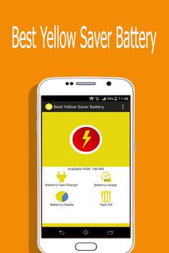 Best Yellow Saver Battery poster