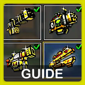 Weapon Guide for Pixel Gun 3D icon