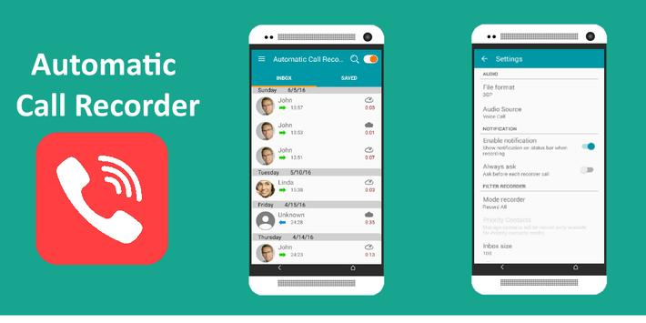 Best Automatic Call Recorder apk screenshot