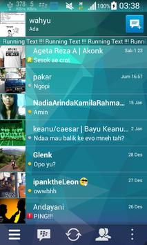 Dual pin bbm™ apk screenshot