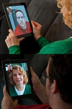 Video Calls Mobile HD poster