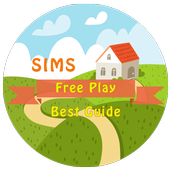 Advise to the sims free play icon