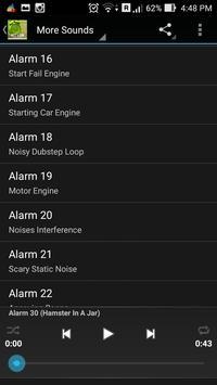 Very Noisy Alarm Clock Sounds apk screenshot