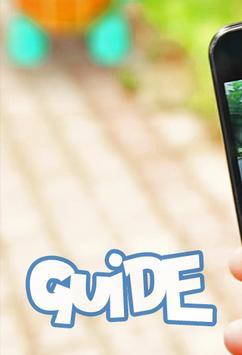 Guide Pokemon GO Tips Tricks poster