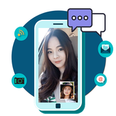 High Face Video Chat Advice icon