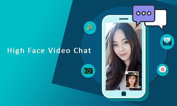 High Face Video Chat Advice apk screenshot
