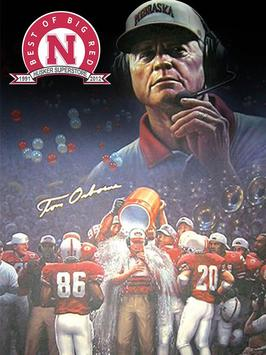 best of big red poster