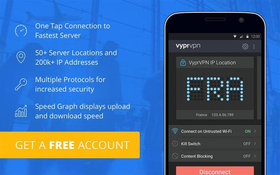 New VyprVPN Review poster
