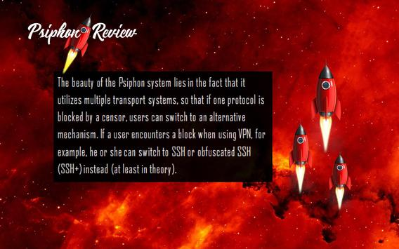 New Free Psiphon 3 Review apk screenshot
