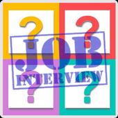 Job Interview Q&A icon