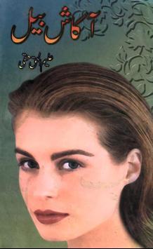 Aakash Bail - Urdu Novel poster