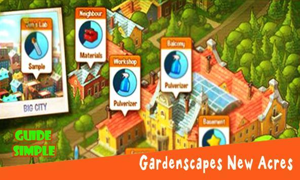 Tip's Gardenscapes New Acres apk screenshot