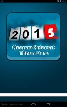 Ucapan Selamat Tahun Baru apk screenshot