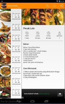 Aneka Resep Masakan Ikan Lele poster