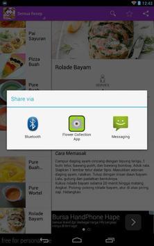 Resep Masakan Bayi Dan Balita apk screenshot