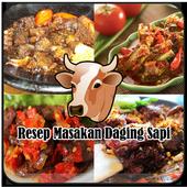 Resep Masakan Daging Sapi icon