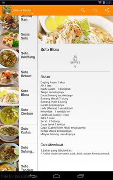 Resep Masakan Khas Jawa apk screenshot