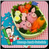Resep Masakan Anak Sekolah icon