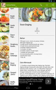 Resep Masakan Sehat Ibu Hamil poster