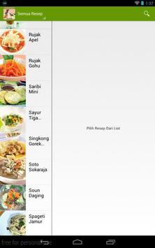 Resep Masakan Sehat Ibu Hamil apk screenshot