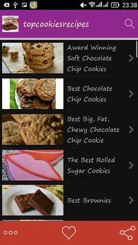 Cookies Recipes! apk screenshot