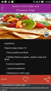 Nutritious Recipes Kids! apk screenshot