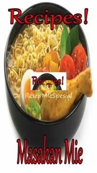 Resep Mie Spesial! poster