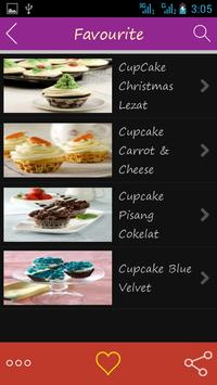 Resep Cupcake Special poster
