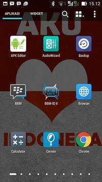 BBM Transparan* apk screenshot