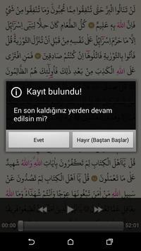 Kuran-ı Kerim 4.Cüz apk screenshot