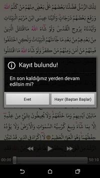 Kuran-ı Kerim 3.Cüz apk screenshot