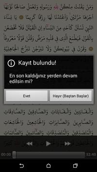 Kuran-ı Kerim 22.Cüz apk screenshot