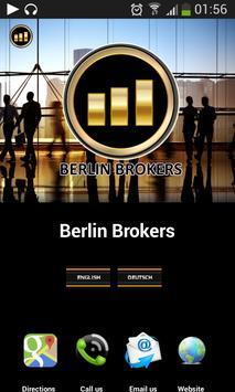 Berlin Brokers poster
