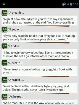 Cool Inspirational Quotes apk screenshot