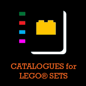 Catalogues for LEGO® sets icon