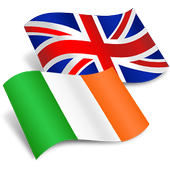 Irish English Translator icon