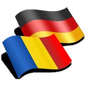 Romanian German Translator icon