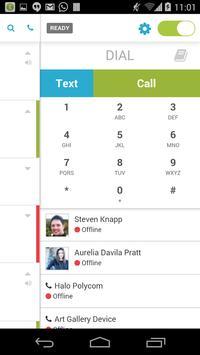 Mobile PBX apk screenshot