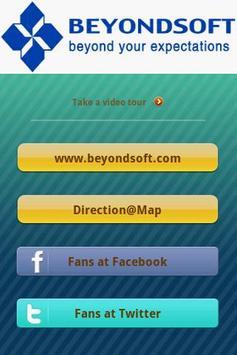 Beyondsoft Travel poster