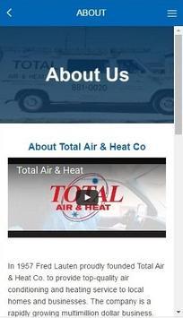 Total Air & Heat apk screenshot