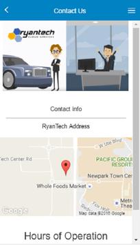 RyanTech apk screenshot