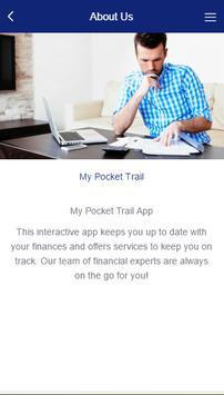 My Pocket Trail apk screenshot