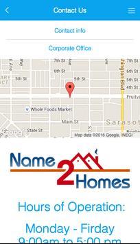 Name2Homes apk screenshot
